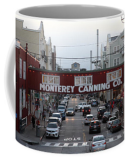 Nightfall Over Monterey Cannery Row California 5d25153 Coffee Mug