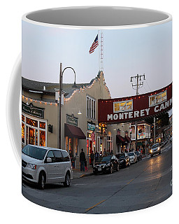 Nightfall Over Monterey Cannery Row California 5d25167 Coffee Mug