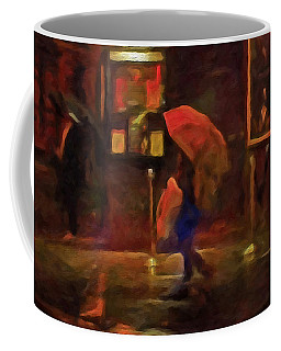 Nightlife Coffee Mug