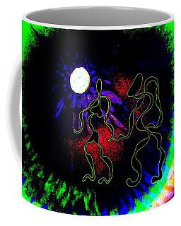 Nightly Rhythms Of Desire Coffee Mug
