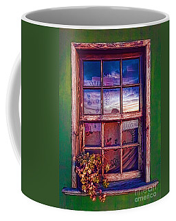Nightscape La Palma-1 Coffee Mug