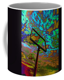 Nikki's Cloud Catcher Coffee Mug