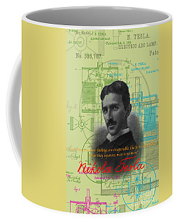 Nikola Tesla #3 Coffee Mug
