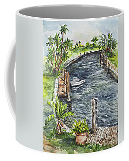 Ninas Back Yard Coffee Mug