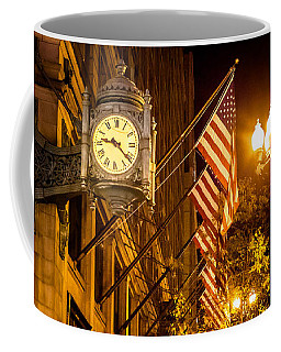 Nine Twenty Two In Chicago And All Is Well Coffee Mug