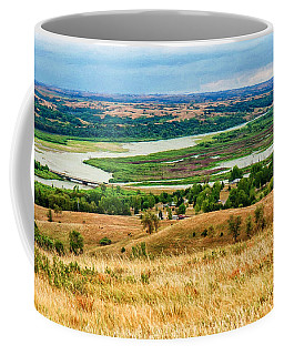 Niobara Coffee Mug by John M Bailey