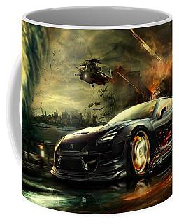 Nissan G T R Coffee Mug