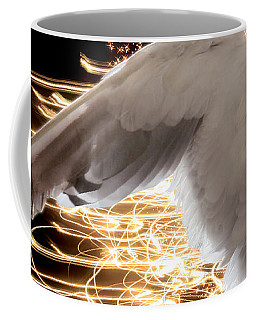 Nissrine An Angels Radiance Coffee Mug