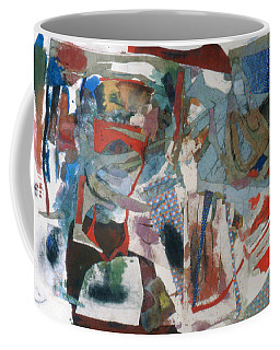 No 3 In A Series Of Assemblages Coffee Mug
