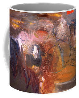 No 3 In A Series Of Human Landscapes Coffee Mug