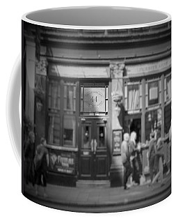 Coffee Mug featuring the photograph 44 Leichester Arms by Gary Smith