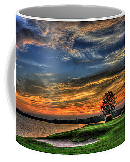 No Better Day Golf Landscape Art Coffee Mug