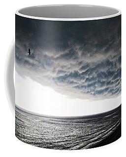 No Fear - Beach Art By Sharon Cummings Coffee Mug