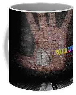 No Graffiti Coffee Mug