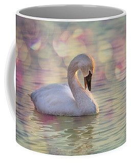 Shy Swan Coffee Mug
