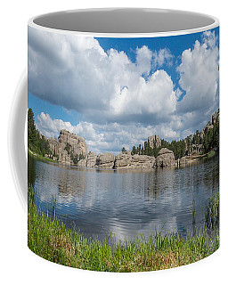 Sylvan Lake South Dakota Coffee Mug