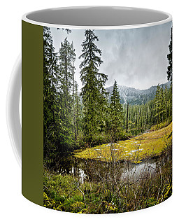 Coffee Mug featuring the photograph No Man's Land by Belinda Greb