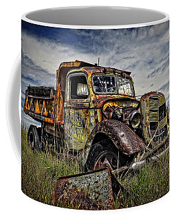 No More Loads To Dump Coffee Mug