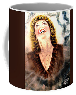 No More Shame Coffee Mug by Hazel Holland