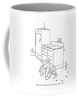 No, Otto - Still Quite A Bit More To The South Coffee Mug