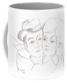 No Time For Goodbyes Coffee Mug by John Keaton