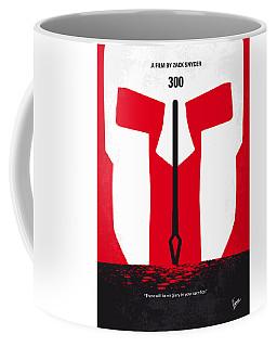No001 My 300 Minimal Movie Poster Coffee Mug