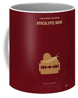 No006 My Apocalypse Now Minimal Movie Poster Coffee Mug