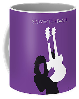 No011 My Led Zeppelin Minimal Music Poster Coffee Mug