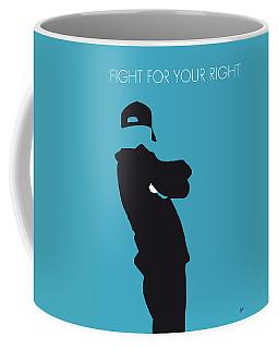 No025 My Beastie Boys Minimal Music Poster Coffee Mug