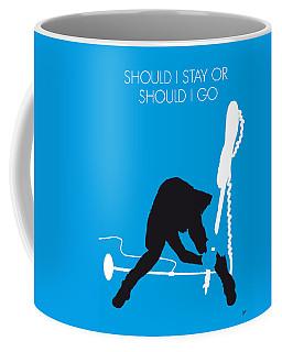 No029 My The Clash Minimal Music Poster Coffee Mug