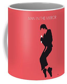No032 My Michael Jackson Minimal Music Poster Coffee Mug