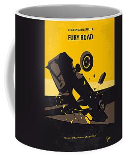No051 My Mad Max 4 Fury Road Minimal Movie Poster Coffee Mug