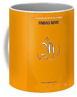 No054 My Nemo Minimal Movie Poster Coffee Mug