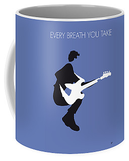 No058 My The Police Minimal Music Poster Coffee Mug