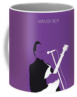 No061 My Muddy Waters Minimal Music Poster Coffee Mug