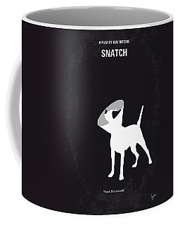 No079 My Snatch Minimal Movie Poster Coffee Mug