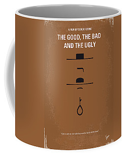 No090 My The Good The Bad The Ugly Minimal Movie Poster Coffee Mug