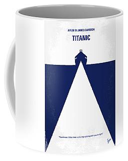 No100 My Titanic Minimal Movie Poster Coffee Mug