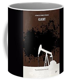 No102 My Giant Minimal Movie Poster Coffee Mug