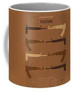 No115 My Platoon Minimal Movie Poster Coffee Mug