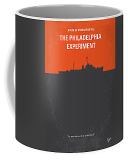 No126 My The Philadelphia Experiment Minimal Movie Poster Coffee Mug