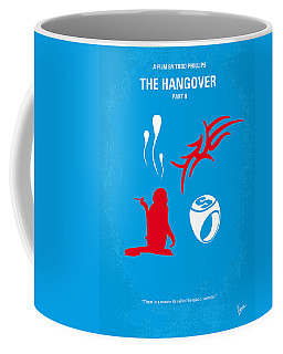 No145 My The Hangover Part 2 Minimal Movie Poster Coffee Mug