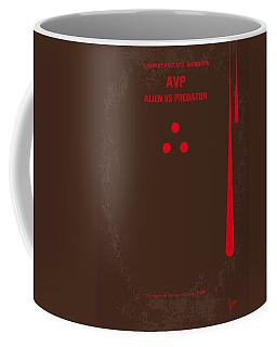 No148 My Avp Minimal Movie Poster Coffee Mug
