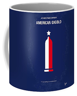 No150 My American Gigolo Minimal Movie Poster Coffee Mug