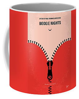 No167 My Boogie Nights Minimal Movie Poster Coffee Mug