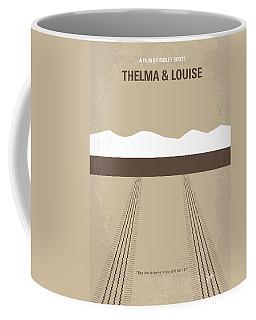 No189 My Thelma And Louise Minimal Movie Poster Coffee Mug