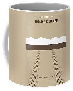 No189 My Thelma And Louise Minimal Movie Poster Coffee Mug