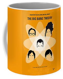 No196 My The Big Bang Theory Minimal Poster Coffee Mug