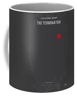 No199 My Terminator Minimal Movie Poster Coffee Mug