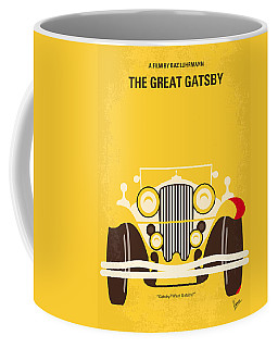No206 My The Great Gatsby Minimal Movie Poster Coffee Mug